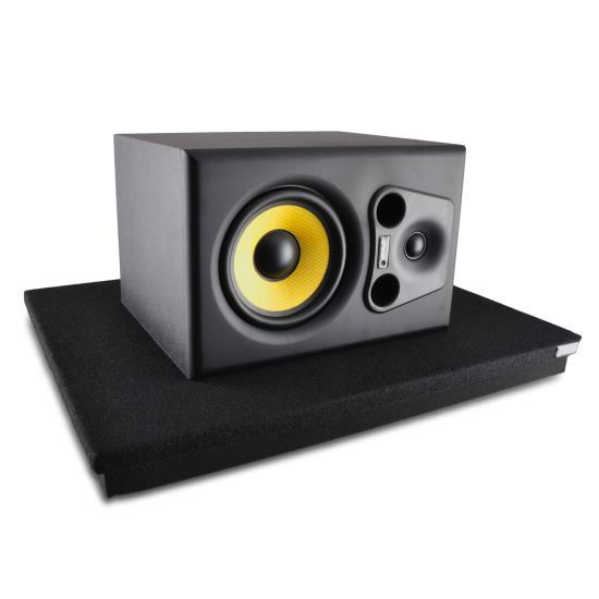 Pyle PSI12 Acoustic Sound Proofing Deadening Vibration Isolation Speaker Base Thumbnail 3