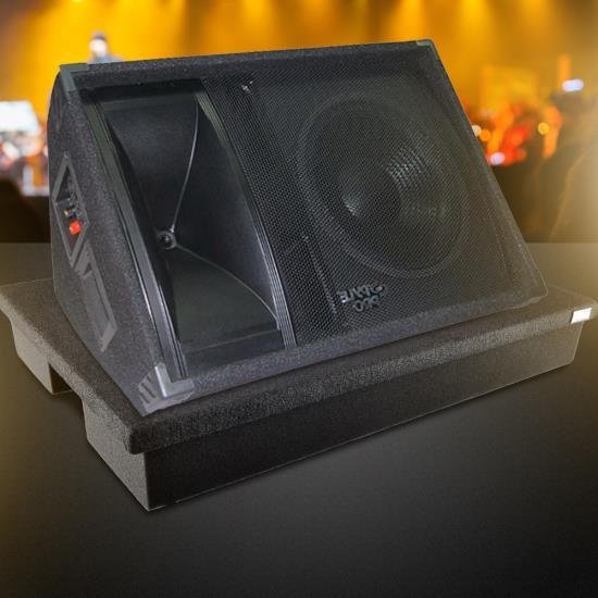 Pyle PSI21 Acoustic Sound Proofing Deadening Vibration Isolation Speaker Base Thumbnail 6
