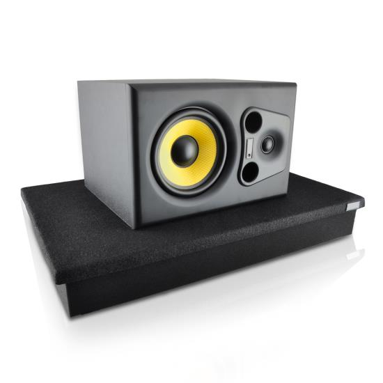 Pyle PSI21 Acoustic Sound Proofing Deadening Vibration Isolation Speaker Base Thumbnail 3