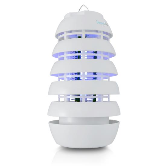 Pyle PSLMSQR10 Bug Zapper Electric Pest Control Insect Mosquito Killer Thumbnail 1