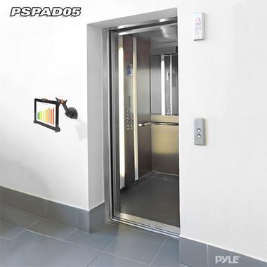 Pyle PSPAD05 Universal Tablet iPad Holder Wall Mount Extendable Arm Tilt 3D Thumbnail 3