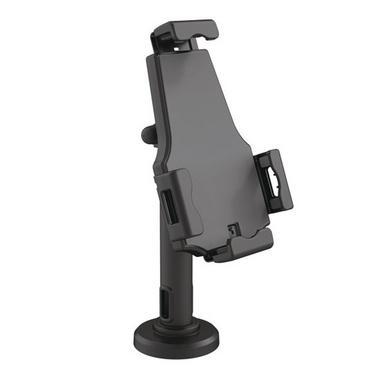 Pyle PSPADLK8 Universal Tamper-Proof Anti-Theft iPad Tablet Kiosk Stand Holder Thumbnail 1