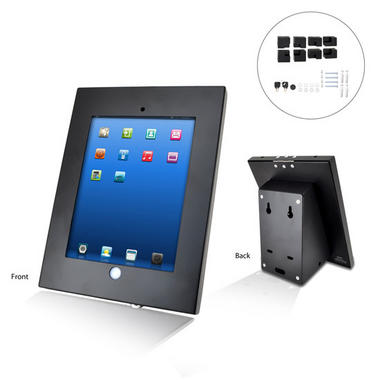 Pyle PSPADLKW5 Anti-Theft Kiosk Multi-Mount Stand for iPad 2/3/4 & iPad Air Thumbnail 4
