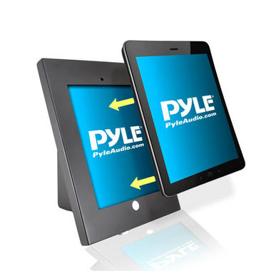 Pyle PSPADLKW5 Anti-Theft Kiosk Multi-Mount Stand for iPad 2/3/4 & iPad Air Thumbnail 5