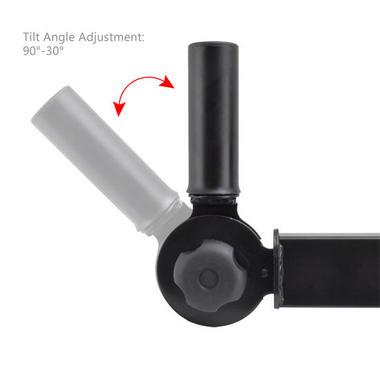 Pyle PSTNDW15 Pyle Universal Adjustable Wall Mount Speaker Bracket Stand Thumbnail 5