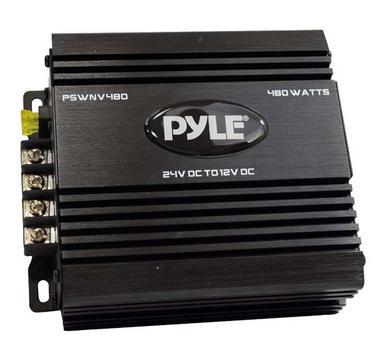 Truck 24v To 12v DC Step Down Reducer / Convertor / Converter / Voltage Dropper Thumbnail 4