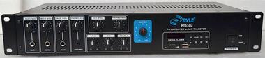 Pyle PT330U 150-Watt Power Amplifier with 70V Output Thumbnail 1