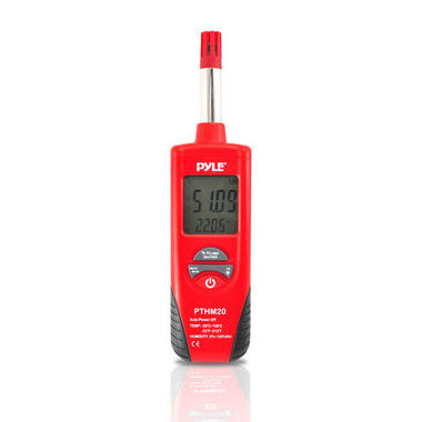 PTHM20 Temperature & Humidity Meter with Dew Point and Wet Bulb Handheld Thumbnail 4