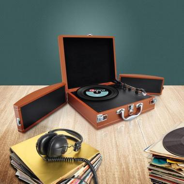 PYLE-HOME PVTTBT8OR TURNTABLE- SUITCASE B.T,  PC ENCODING Thumbnail 8