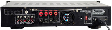 Pyle Pro Home DJ PWMA2003T 2000W Amplifier Tuner With Wireless Dual Microphones Thumbnail 3