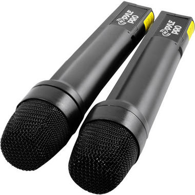 Pyle PWMA3003T Pyle 3000 Amp Tuner Wireless Microphone Hi-Fi Reciever Thumbnail 5