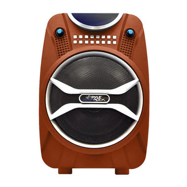Pyle PWMAB210OR 200W Bluetooth Portable Speaker & Recorder w/ Wireless Mic Thumbnail 3