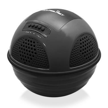 Pylehome PWR90DBK Aqua Blast Bluetooth Floating Pool Speaker System Black Thumbnail 1