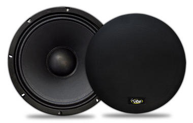 Lanzar VMRN65 Vibe Series 6.5-Inch 400 Watt Mid-Range Speaker Thumbnail 1