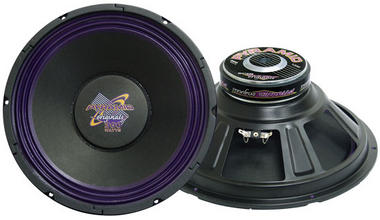 Pyramid WH1238 12'' 400 Watt High Power Paper Cone 8 Ohm Subwoofer Thumbnail 1