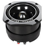"Pyle PDBT45 Door Dash Flush Fit 400w Heavy Duty 4.5"" Bullet Horn Tweeter Single"