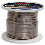 Pyle PSC12250 12 Gauge 250 ft. Spool of High Quality Speaker Zip Wire