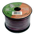 Pyramid RSW1650 16 Gauge 50 ft. Spool of High Quality Speaker Zip Wire