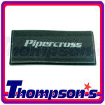 Fiat 500 New PP1705 1.4 07 - Pipercross Performance Rectangle Panel Air Filter