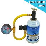 Car Aircon Air Con Conditioning Top up Topup Recharge Refill Regas DIY Gas Kit