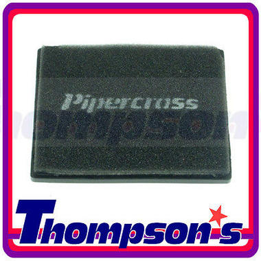 Audi A6 (C5) RS6 (2 supplied) PP1825 Pipercross Induction Panel Air Filter Kit Thumbnail 1