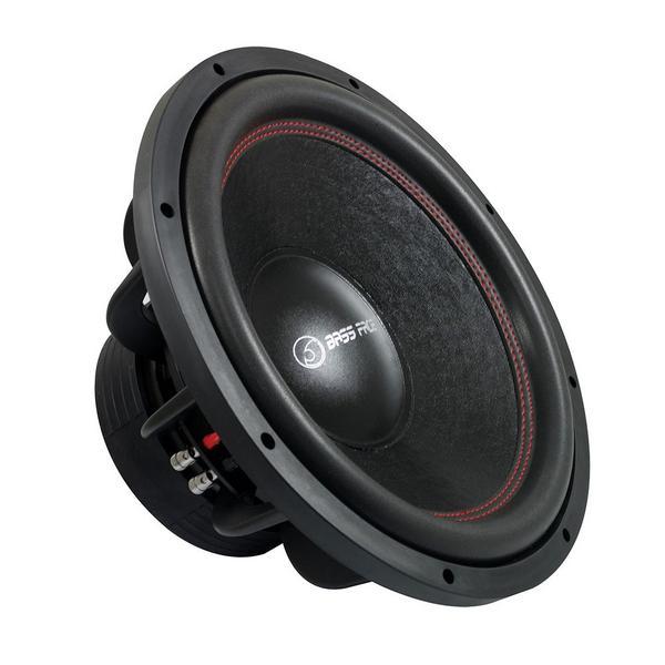 "Bassface SPL15.2 15"" Inch 38cm 4000w Car Subwoofer 2x4Ohm DVC Sub Woofer SPL SQ Thumbnail 2"