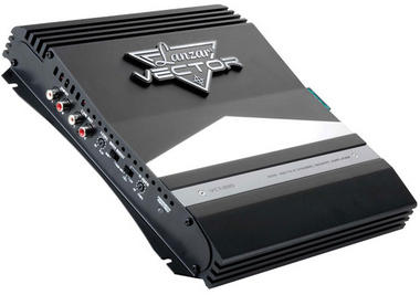 Lanzar Vector 2 Ch Two Channel 1000w Black Bridgeable Car Speaker Amplifier Amp Thumbnail 2