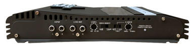 Lanzar Vector 2 Ch Two Channel 6000w Black Bridgeable Car Speaker Amplifier Amp Thumbnail 2