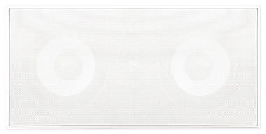 """In Wall Surround Sound Stereo Hi Fi Home Cinema Centre Speaker Twin 5.25"""" 8ohm Thumbnail 2"""