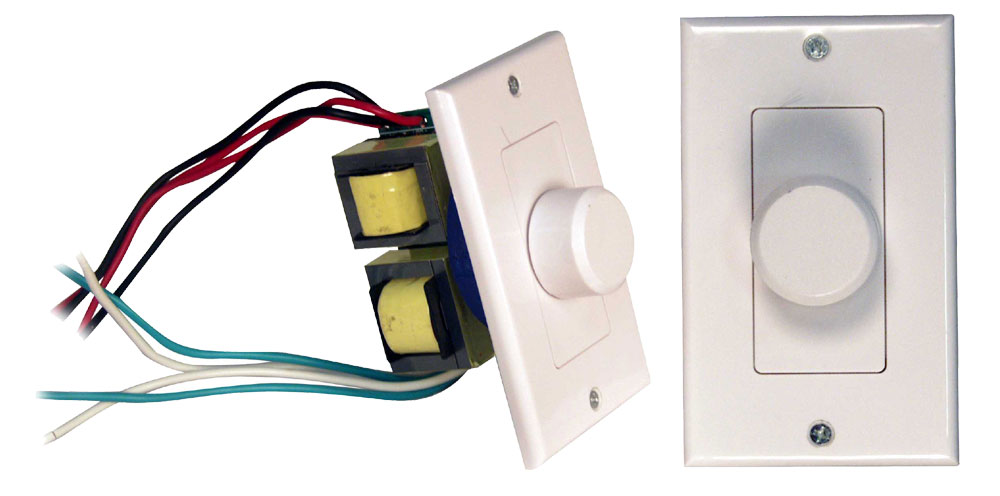 Pyle In Wall Mount Rotary Amplifier To Speaker Volume Control Knob Switch