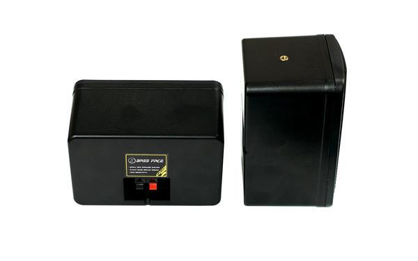 Bassface SPLBOX.1 200w Versatile Mini Box Dash Wall Speakers Car Truck Van Pair Thumbnail 3
