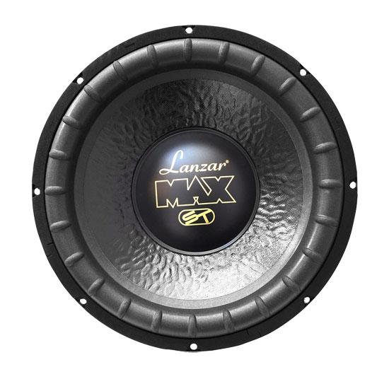 "Lanzar Max Bass Driver 12"" Inch DVC 4Ohm 1000w Car Audio Subwoofer SQ Sub Woofer"