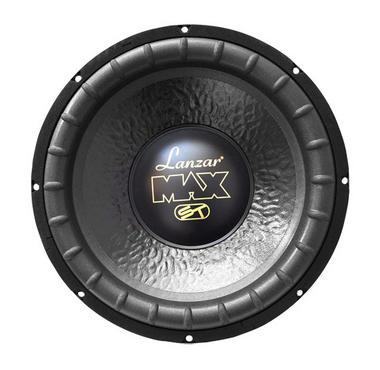 "Lanzar Max Bass Driver 12"" Inch DVC 4Ohm 1000w Car Audio Subwoofer SQ Sub Woofer Thumbnail 2"