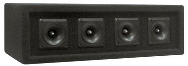 Pyle PAHT4 300w 4 Way DJ PA Party Disco Tweeters Passive Speaker Cabinet Thumbnail 2