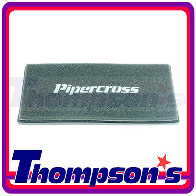 VW Touareg V10 TDI (2 required) PP1595 Pipercross Induction Panel Air Filter Kit