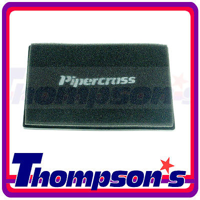 pipercross pp1574 vw polo (9n) 1.4 16v (75bhp) induction panel air