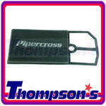 Seat Arosa PP1376 1.4 16v 10/99 - Pipercross Performance Unique Panel Air Filter