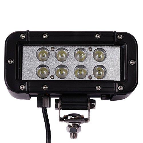 DS18 LDWL-007A Car LED White Epistar Off Road Light Bars