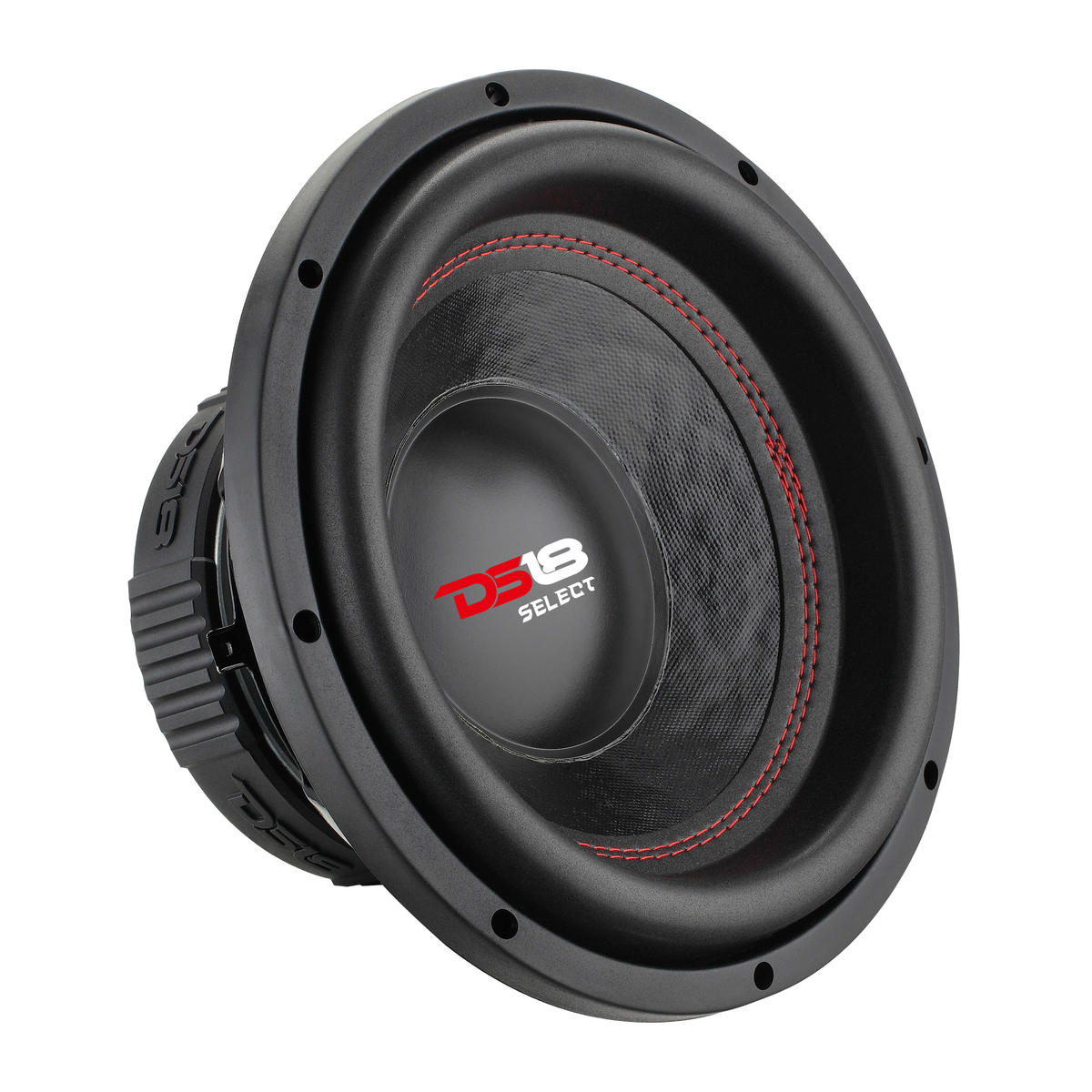"""DS18 SLC10S Select 440 Watts 10"""" Inch Subwoofer"""