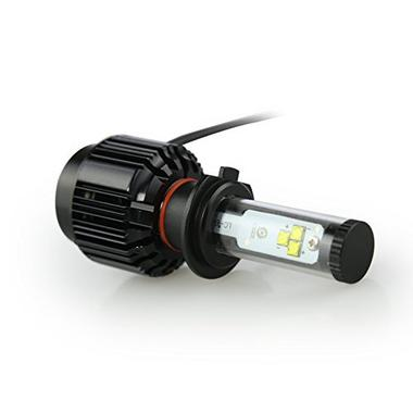 DS18 AS-HLLEDH76K LED H7 477 6K Car Headlight Upgraded Bulbs Thumbnail 4