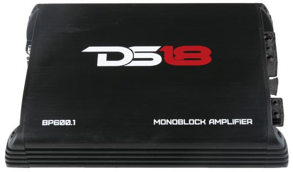 """DS18 BP210 1200 Watt Twin 10"""" Subwoofer Amplifier Bass Package Thumbnail 7"""