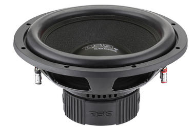 "DS18 BD-X154D Black Diamond 1400 Watts 15"" Inch Subwoofer Thumbnail 1"