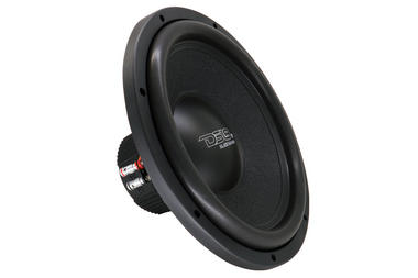 "DS18 BD-X154D Black Diamond 1400 Watts 15"" Inch Subwoofer Thumbnail 5"