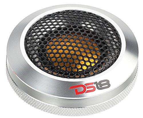 """DS18 DELUXE3C Deluxe 6.5"""" 200 Watt 3-Way Component Car Audio Speakers Single Thumbnail 5"""