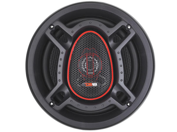 "DS18 GEN-650 GEN 310 Watts 6.5"" Inch Coaxial Speakers Pair Thumbnail 7"