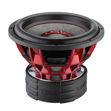 "DS18 HOOL12.4D Hooligan 12"" SPL Competition 6,000 Watt Dual 2 Ohm Subwoofer Single Thumbnail 2"