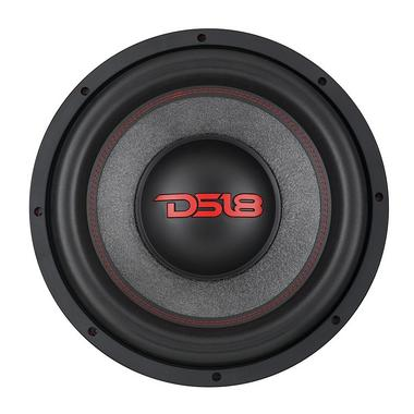 "DS18 HOOL12.4D Hooligan 12"" SPL Competition 6,000 Watt Dual 2 Ohm Subwoofer Single Thumbnail 6"