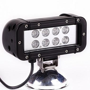 DS18 LDWL-007A Car LED White Epistar Off Road Light Bars Thumbnail 5