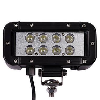 DS18 LDWL-007A Car LED White Epistar Off Road Light Bars Thumbnail 1