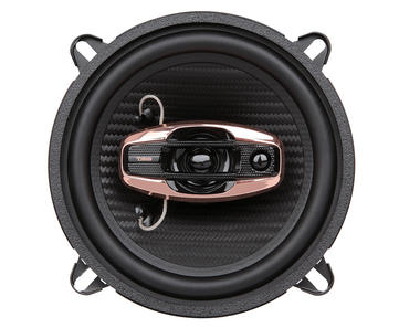 "DS18 BD-G5254 Black Diamond 300 Watts 5.25"" Inch Coaxial Speakers Pair Thumbnail 1"